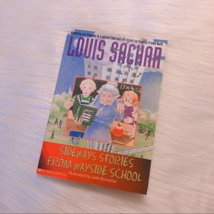 Louis Sachar Sideways Stories from Wayside School